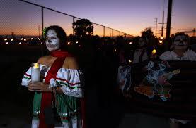 spirit halloween sherman sherman heights community center celebrates dia de los muertos