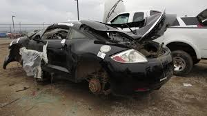 old mitsubishi eclipse junkyard find 2006 mitsubishi eclipse the truth about cars