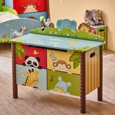 Sunny Safari Bookcase Fantasy Fields Sunny Safari Toy Chest U0026 Reviews Wayfair