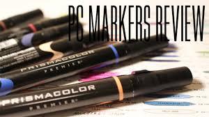prismacolor markers prismacolor markers review