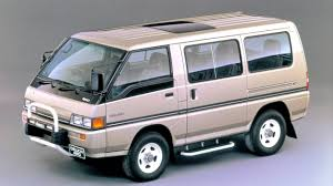 mitsubishi chamonix mitsubishi delica star wagon 4wd u002706 1986 u201308 1990 youtube