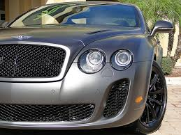 bentley coupe 2010 2010 bentley continental gt supersports