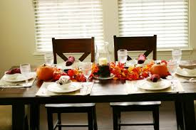 inspiring fall dining room table decorating ideas amazing fall