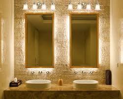 lighting bathroom mirror light fixtures inspirational led