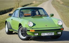 porsche 911 olive green porsche 930 turbo lex classics
