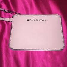 light pink michael kors wristlet passport wallet passport wallet with 8 credit card slots