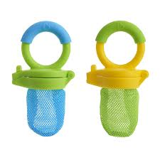 Free Green Amazon Com Fresh Food Feeder 2 Pack Blue Green Baby