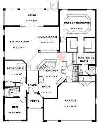 Wisteria Floor Plan by Begonia Floorplan 1910 Sq Ft The Villages 55places Com