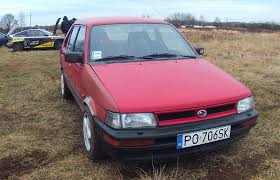 subaru justy rally subaru justy 4wd training on gravel 2013 youtube