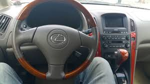 lexus rx300 vvt solenoid lexus rx300 with navigation and every option available youtube