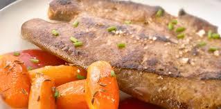 cuisiner le foie de veau foie de veau au vinaigre facile et pas cher recette sur cuisine