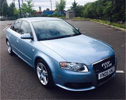2005 audi a4 1 9 tdi s line rare edition long mot low mileage 2