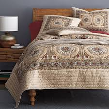 What Is A Coverlet Used For Lusaka Quilt The Company Store