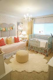 Furniture Shabby Chic Style by Pastel Colour Scheme With Pastel Tassel Decor Nursery Shabby Chic
