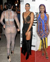gucci jumpsuit keyshia cole says she s not popping gucci tags hits the vma