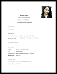 resume template for high school student resume templates for highschool students high school student