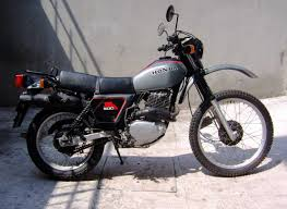 gallery of honda xl 500 sb