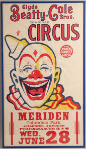 vintage carnival posters google search illustration