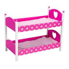 Bunk Bed For Dolls Dolls Wooden Bunk Beds Wooden Furniture Uk