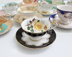 am dolce vita vintage teacup collection part iii