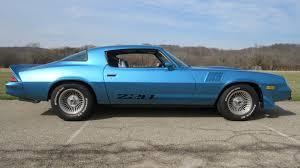 4 Door Muscle Cars - 1979 z28 u0027s match 4 speed sold cincy classic cars
