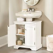 Bathroom Pedestal Sink Ideas Beautiful Diy Pedestal Sink Storage Diy Pedestal Sink Storage Home