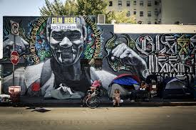 What Is A Mural by Scenes From Skid Row