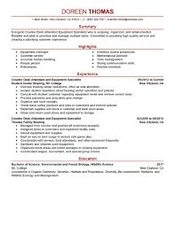 room attendant resume example desk attendant sample resume sample