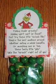 Cute Homemade Christmas Gifts by 66 Best Grinch Christmas 2016 Images On Pinterest Christmas