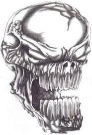 skull from itattooz demonic tattoos