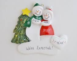 expecting ornament couple pregnant ornament pregnancy