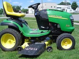 john deere l120 lawn tractor john deere 100 series lawn tractors