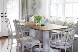 44 country chic dining room and kitchen designs modern country