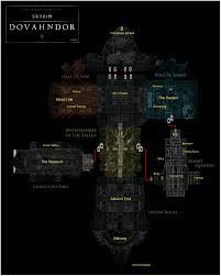 halls of dovahndor at skyrim nexus mods and community