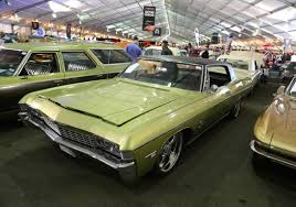 gas monkey cars gas monkey garage 1968 chevrolet impala at barrett jackson
