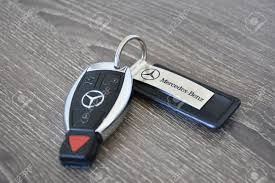 mercedes dealers in maryland maryland usa april 10 2016 a mercedes key fob laying