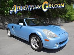 2003 toyota mr2 convertible for sale 92 used cars from 5 995