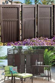 add privacy to your porch with deck privacy screens improvements
