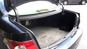 2005 lexus es330 sedan 2004 lexus es330 black stock 121402a trunk youtube
