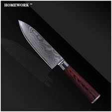 japanese damascus kitchen knives damascus knives 6 inch chef knife japanese damascus steel blade