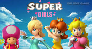 10 super mario bros girls thezonegamer