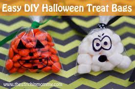 Quick Halloween Appetizers by Easy Diy Halloween Treat Bags Guest Post Sneak Peak