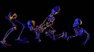 halloween skeleton song countdown to halloween 18 days to halloween swing with shad