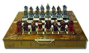 theme chess sets romance of the three kingdoms chess set