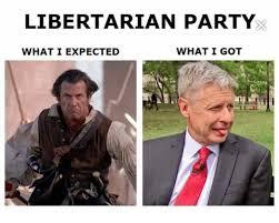 Libertarian Meme - 25 best memes about libertarian party libertarian party memes