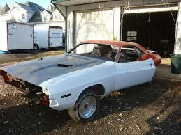 dodge challenger project find 1970 dodge challenger r t 383 4 speed project car mopar