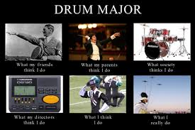 Drum Major Meme - i lied this is actually the epitome of my life xd especially with