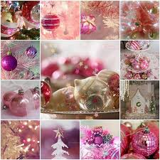 pink ornaments collage pictures photos and images for