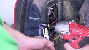 installation of the towready taillight converter hardwire kit