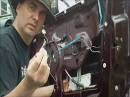 part 1 2004 jeep liberty window regulator driveway mechanics